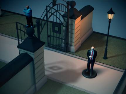 Hitman Go Turns Assassination Into A Puzzle