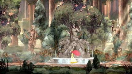 Take A Tour Of The Mythical World Of Lemuria