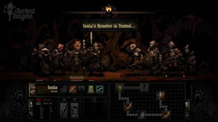 Darkest Dungeon Is An RPG Equal Measures XCOM And Lovecraft