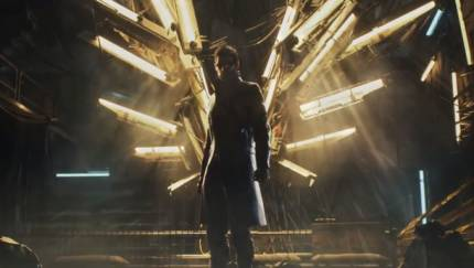 See The First Trailer For Deus Ex: Mankind Divided