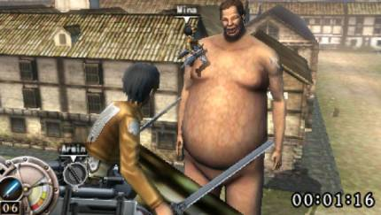 Watch Giants Eat People In Disturbing Attack On Titan: Humanity In Chains Gifs
