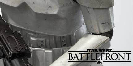 EA's Instagram Account Is Revealing Star Wars Battlefront Art Piece By Piece