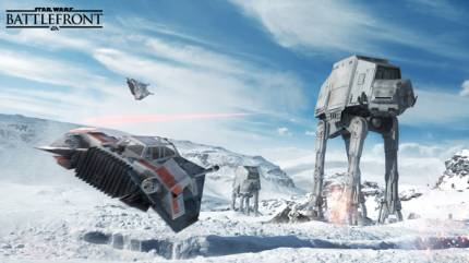 Watch The First Star Wars Battlefront Tralier Right Here, Right Now!