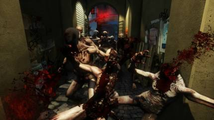 Beat Back The Hordes In Killing Floor 2 Early Access Trailer