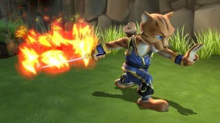 The Sword-Wielding Feline Hero Returns This May In Remastered Edition
