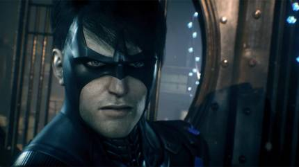 Nightwing Confirmed With Teaser Trailer