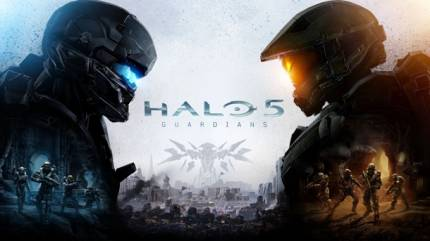 It's Locke Versus The Master Chief For The Halo 5 Box Art