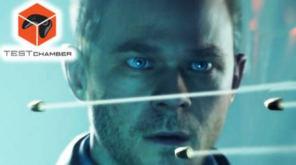 Test Chamber – Putting Quantum Break's Time Powers To The Test