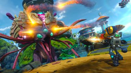 Ratchet & Clank's Voice Actors Discuss Road From PlayStation 2 To Film