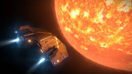 Making The Most Of Elite: Dangerous In And Out Of VR With A Flight Stick And Voice Commands