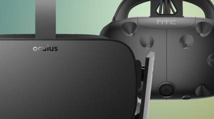 Oculus Rift And HTC Vive Go Head-To-Head