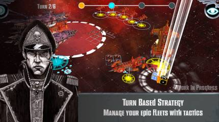 A Second Battlefleet Gothic Game Authentically Recreates The Tabletop Original