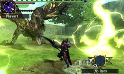 Pick Your Slaying Style In Monster Hunter Generations