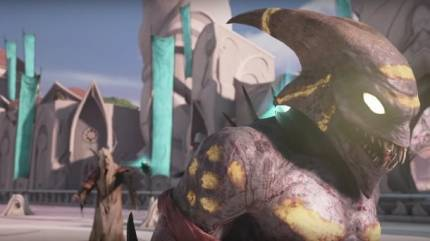 Shadow Of The Beast Trailer Showcases Harsh Difficulty And Character Backstory