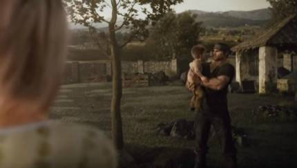 Gears Of War 4's First Trailer Juxtaposes Farmer Marcus And Soldier J.D.