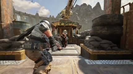 New Mayhem-Packed Trailer Sets The Tone For Gears Of War 4's Multiplayer Beta