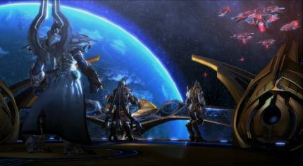 Starcraft II: Legacy of the Void Co-Op Review