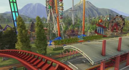 Atari Promises Support for RollerCoaster Tycoon World