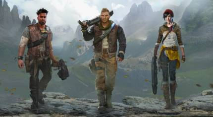 Gears of War 4 Collector's Edition Revealed Alongside New Screens