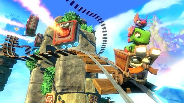 Four Things To Know About Yooka-Laylee