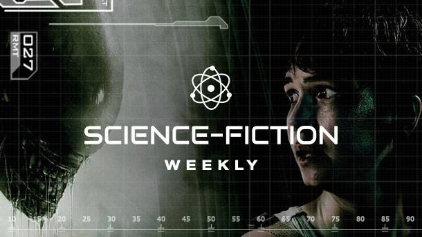 Science-Fiction Weekly – Dimension 404, Guardians Of The Galaxy, Ghost In The Shell, Alien