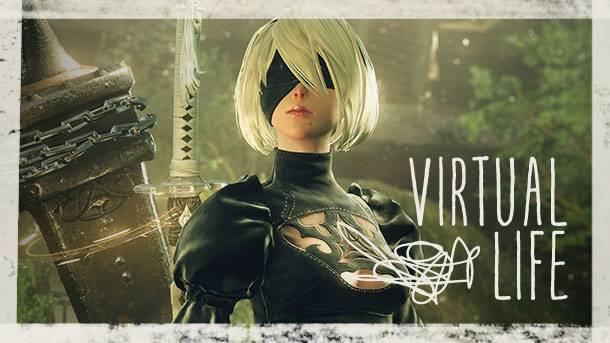 The Virtual Life: Carrying The Weight Of The World In Nier: Automata