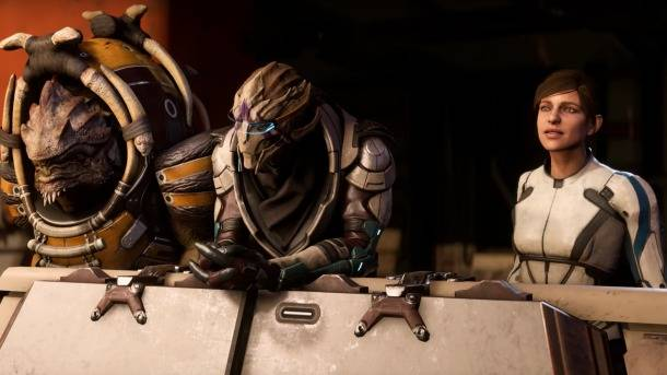 Is Mass Effect: Andromeda's New Dialogue System Better?