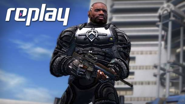 Replay – Crackdown