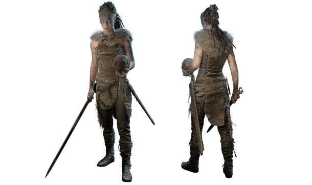 Revealing The Finer Details Of Hellblade's Mysterious Heroine