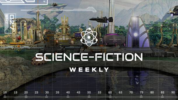 Science-Fiction Weekly – Aven Colony, Aaero, Secret Empire, Rogue One Secrets, Scorn