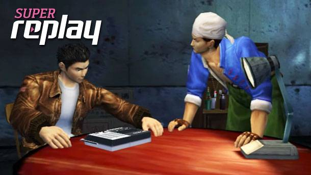 Never Played Shenmue II? Watch Us Play The First 21 Hours