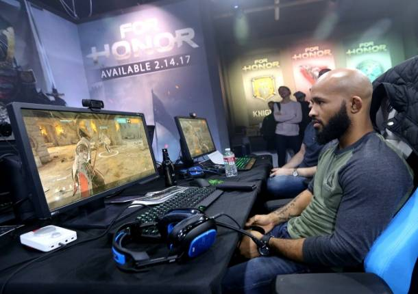 UFC Champ Demetrious Johnson Talks His Other Career: Streaming Games On Twitch