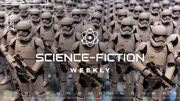 Science-Fiction Weekly – What It's Like To Go To Star Wars Celebration