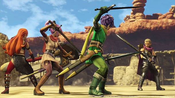 4 Ways Dragon Quest Heroes II Falls Short Of The Original