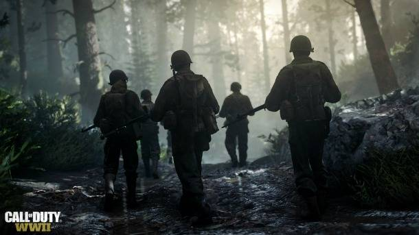 Everything We Know About Call of Duty: WWII
