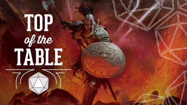 Top Of The Table – Blood Rage