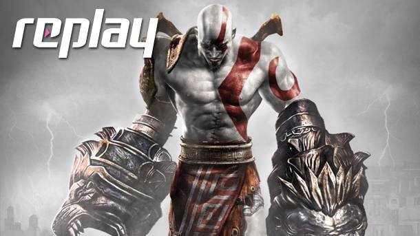 Replay Season Finale – God Of War