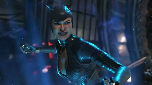 Catwoman Gets Cracking In New Gameplay Trailer