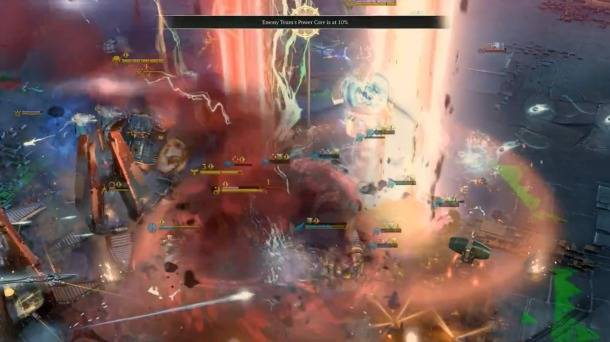 Warhammer 40,000: Dawn Of War III Multiplayer Tutorial Trailer