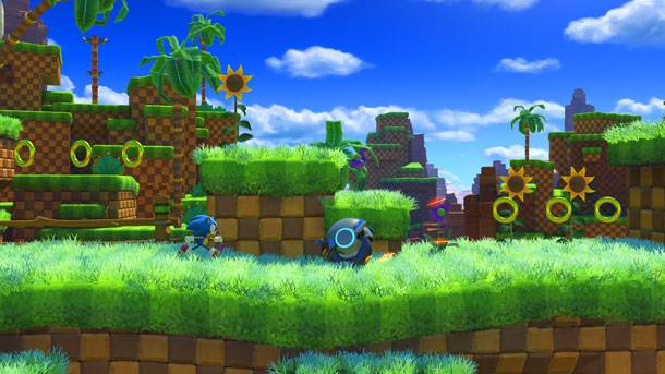 Sonic Blazes Through Green Hill Zone In New Video