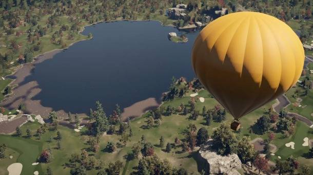 A View Of New Vistas In The Latest Golf Club 2 Trailer
