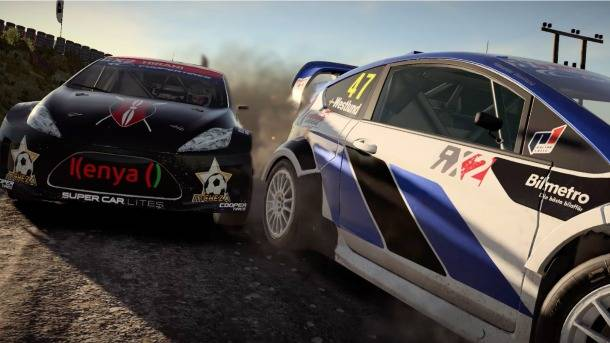 New Dirt 4 Gameplay Trailer Races The Wheels Off