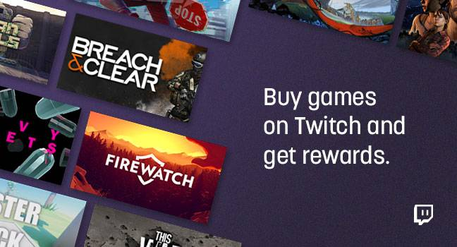 Twitch starts selling the games it streams