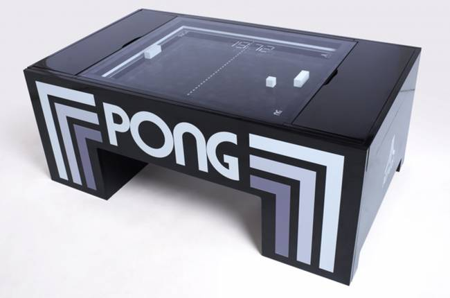 Real-life 'Pong' table is available as a crowdfunding project