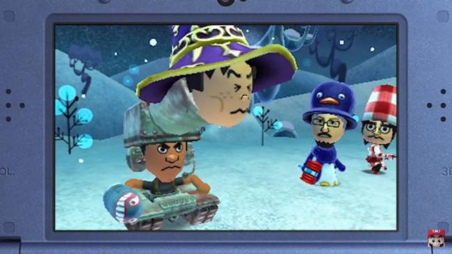 Nintendo still has a stack of 3DS games in the pipeline