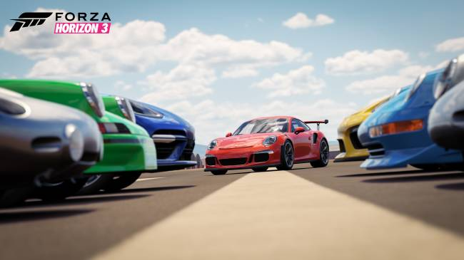 You can finally drive a Porsche in 'Forza'