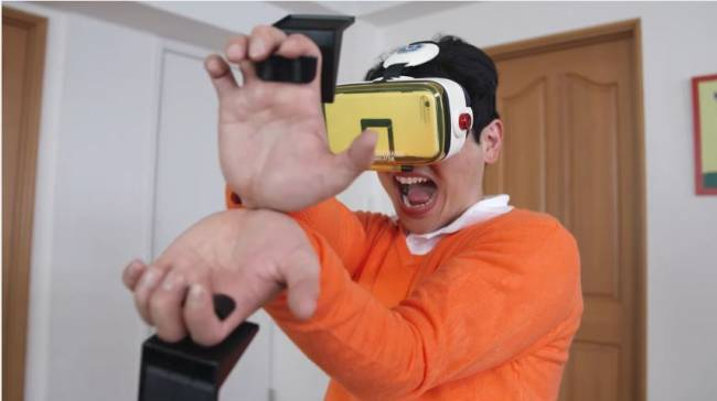 Live your Kamehameha-blasting dream with 'Dragon Ball Z' VR