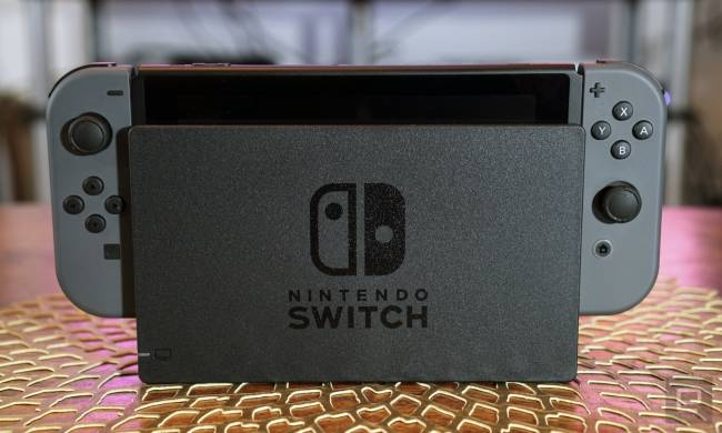 Nintendo Switch could outsell the Wii U in its first year