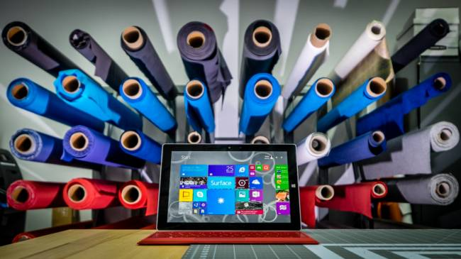 Microsoft Surface sales fall by 26 percent