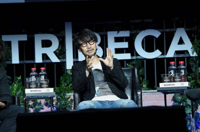 Hideo Kojima on his cinematic influences,'Death Stranding' and VR